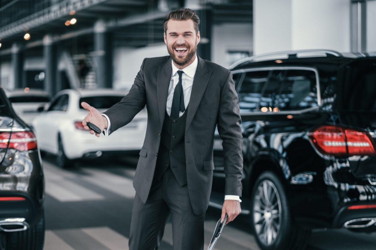 Deutsche kaufen immer mehr SUVs und Geländewagen