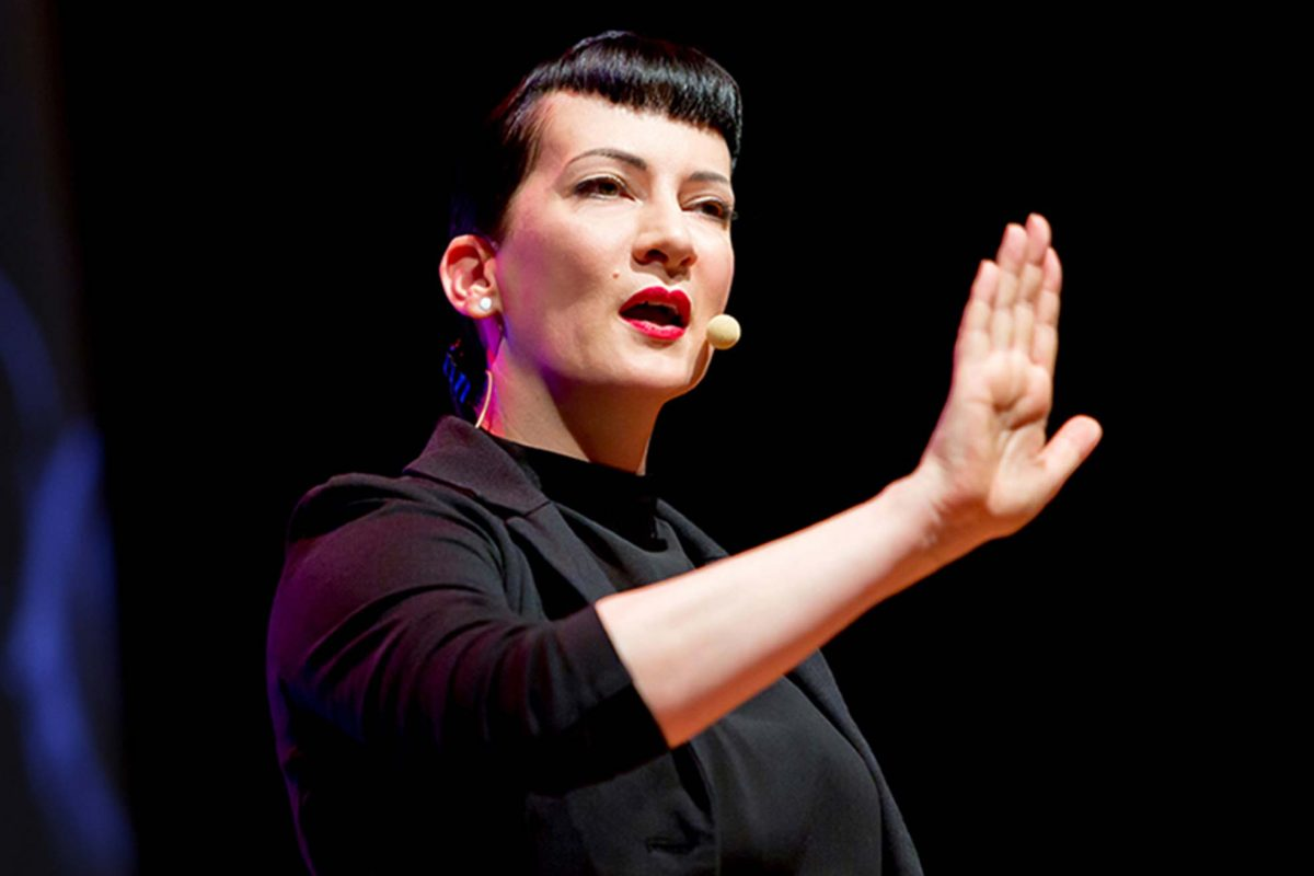 Profiler Suzanne Grieger-Langer präsentiert…