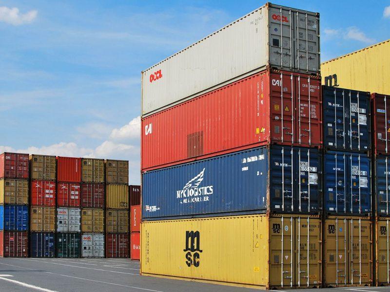 USA-China Konflikt: Welthandel würde bei Eskalation zum Handelskrieg schrumpfen