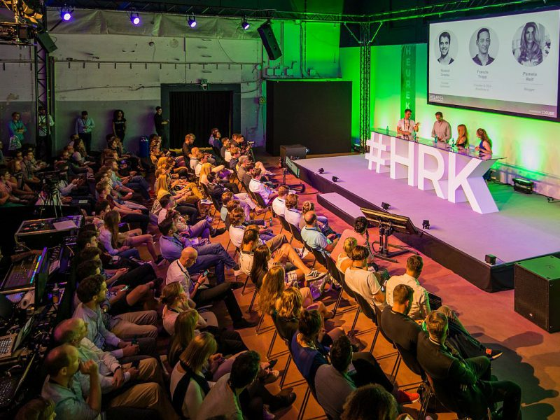 HEUREKA – The Startup and Tech Conference by Gründerszene 2019