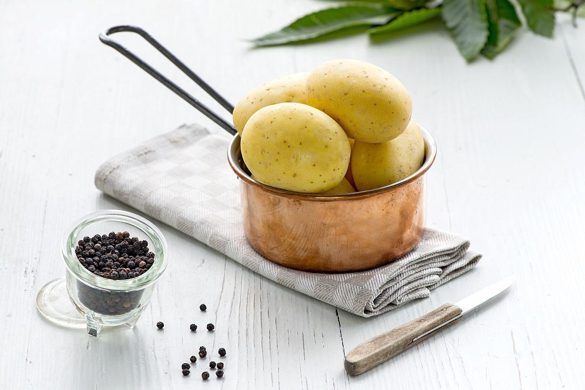 Kartoffeln mit weniger Kohlenhydraten exklusiv bei Kaufland