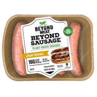 Beyond Meat Sausage – jetzt bei getnow lieferbar