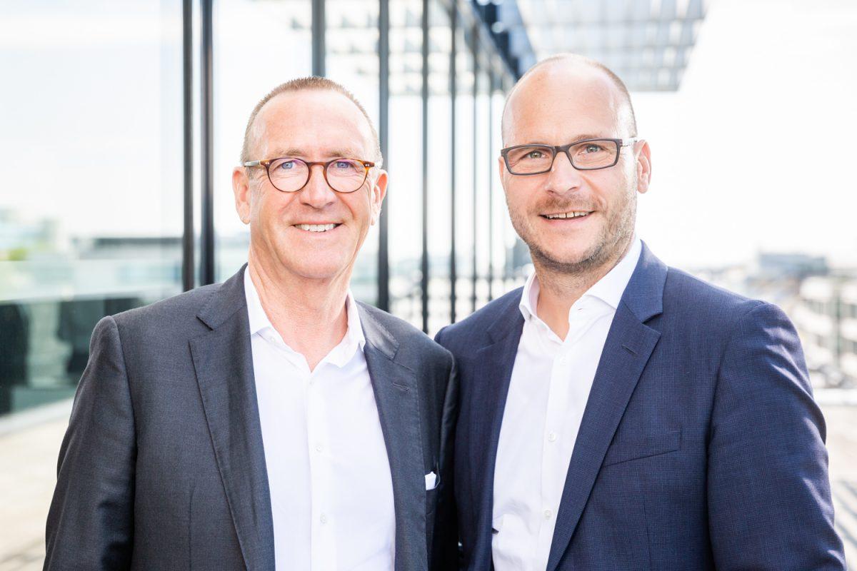 Künftig eine Doppelspitze: Frank Wiethoff wird zweiter CEO der Kerkhoff-Group