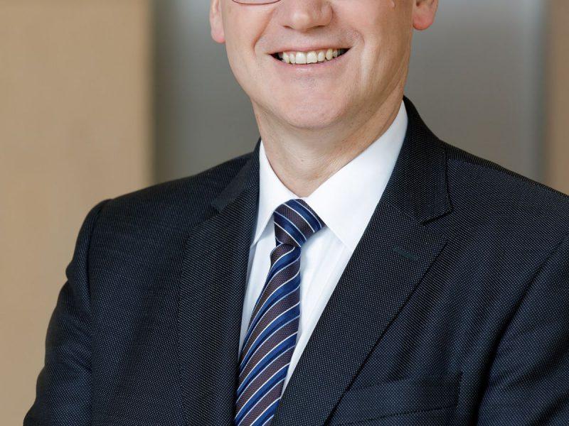 Neuer Hauptgeschäftsführer der Deutschen Gesetzlichen Unfallversicherung