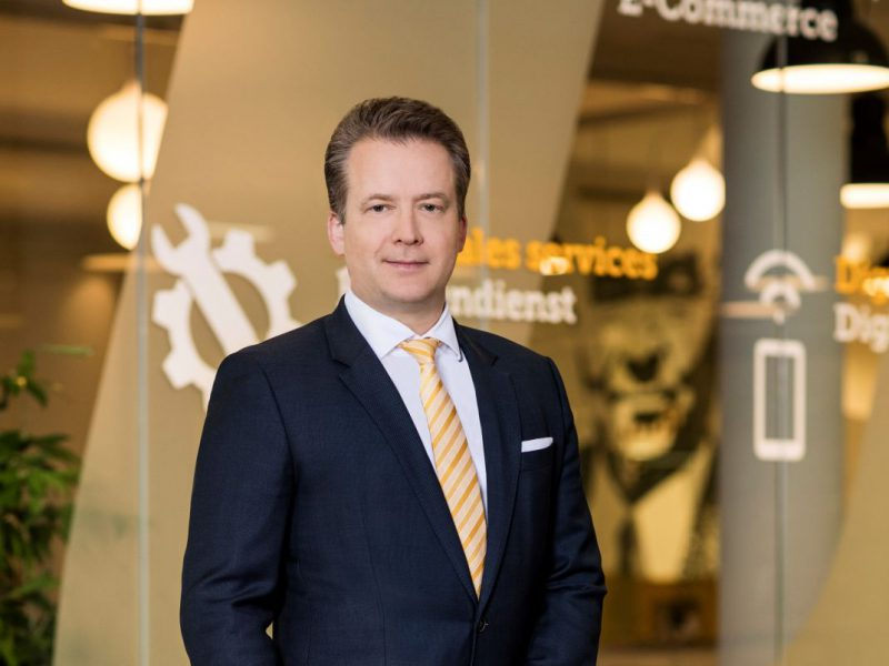 Dr. Lars Brzoska neuer Vorstandsvorsitzender – Hans-Georg Frey zum Vorsitzenden des Aufsichtsrats gewählt