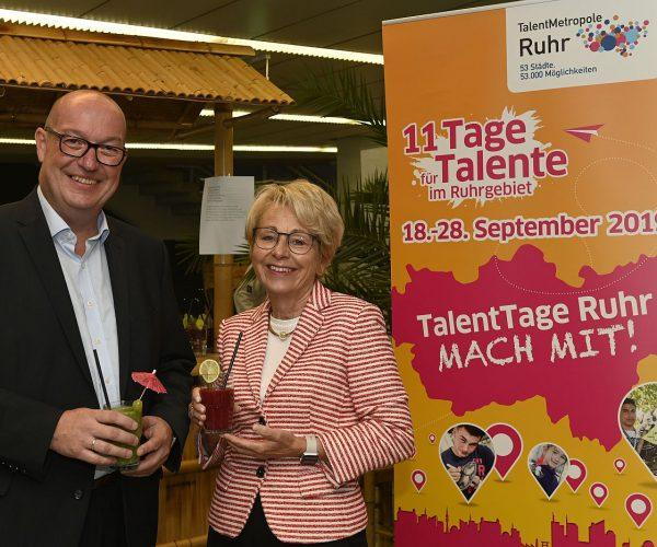 TalentTage Ruhr 2019 erwarten rund 30.000 Teilnehmer