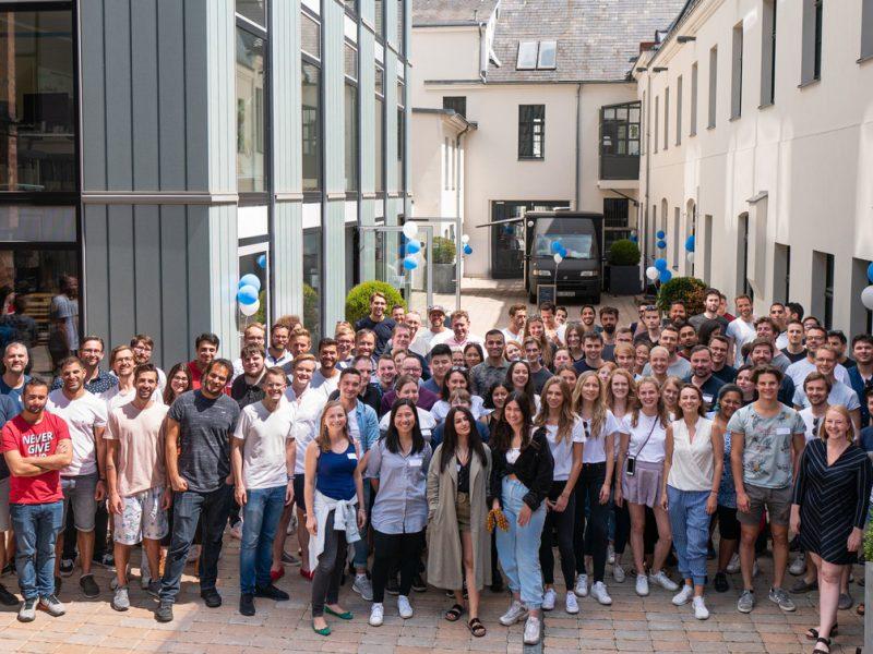 Zeitgold als eins der Top-Start-ups 2019 gekürt Deutsch-israelisches FinTech-Start-up von LinkedIn als attraktiver Arbeitgeber ausgezeichnet