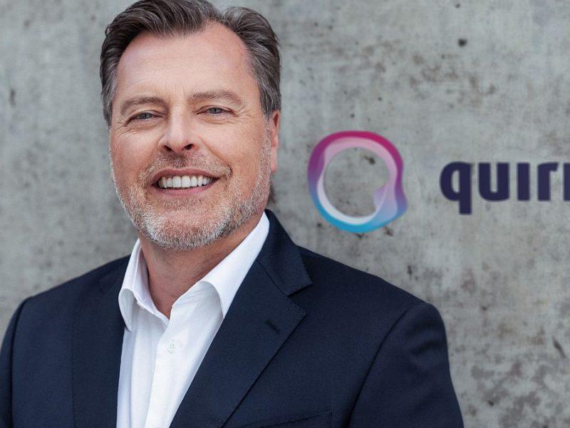 Martin Daut wird neuer CEO der quirion AG