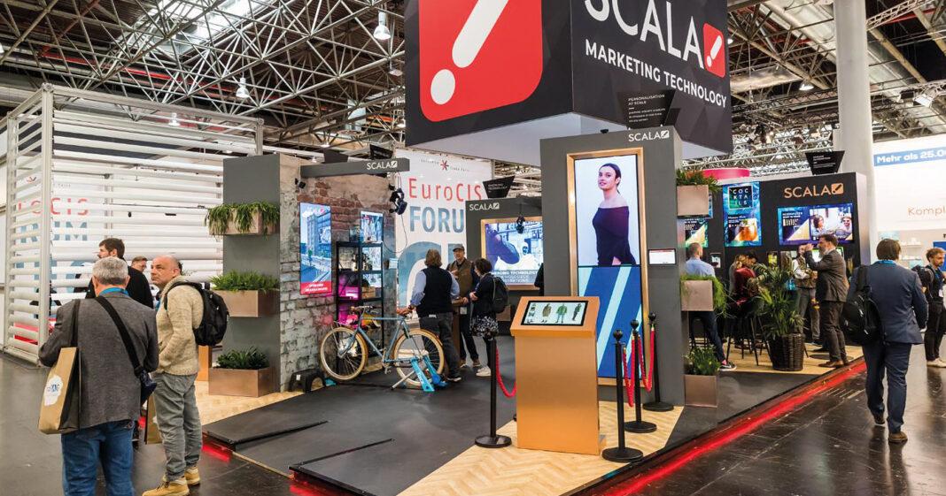 Scala verbessert die Customer Experience durch intelligente internetbasierte Digital-Signage-Lösungen für Displays im stationären Handel, auf mobilen Endgeräten sowie Webseiten.