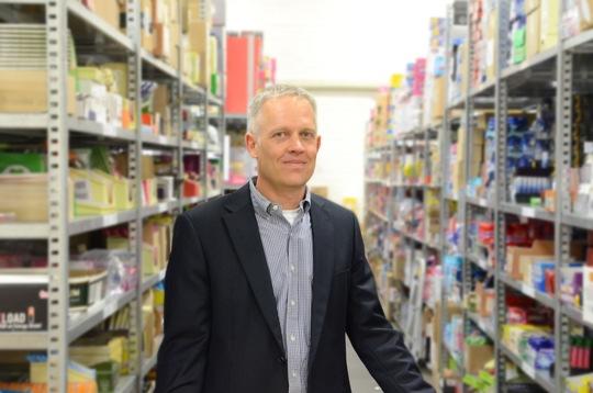 Markus Heide, World of Sweets Gründer und Geschäftsführer