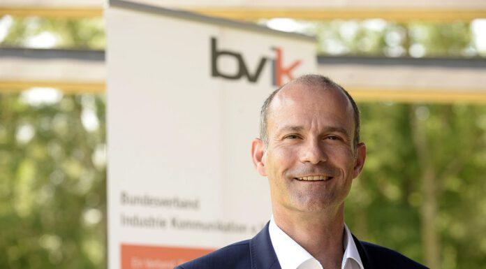 Rainer Pfeil, BVIK-Vorstand