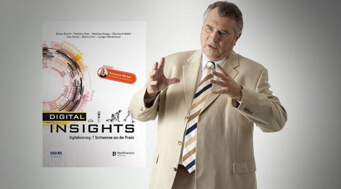 Elmar R. Gorich ist Digitalisierungsexperte, Interim Manager und Autor