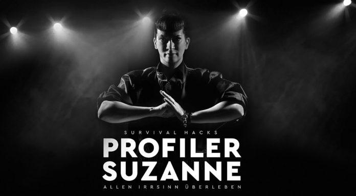 Neue Show: Profiler Suzanne Grieger-Langer endlich wieder live
