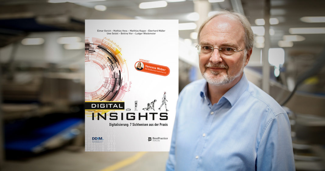 Dr. Uwe Seidel ist Interim Manager, Experte für KI und Big Data in der Industrie und Buchautor