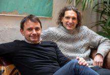 Benjamin Levy und Antoine Brenner