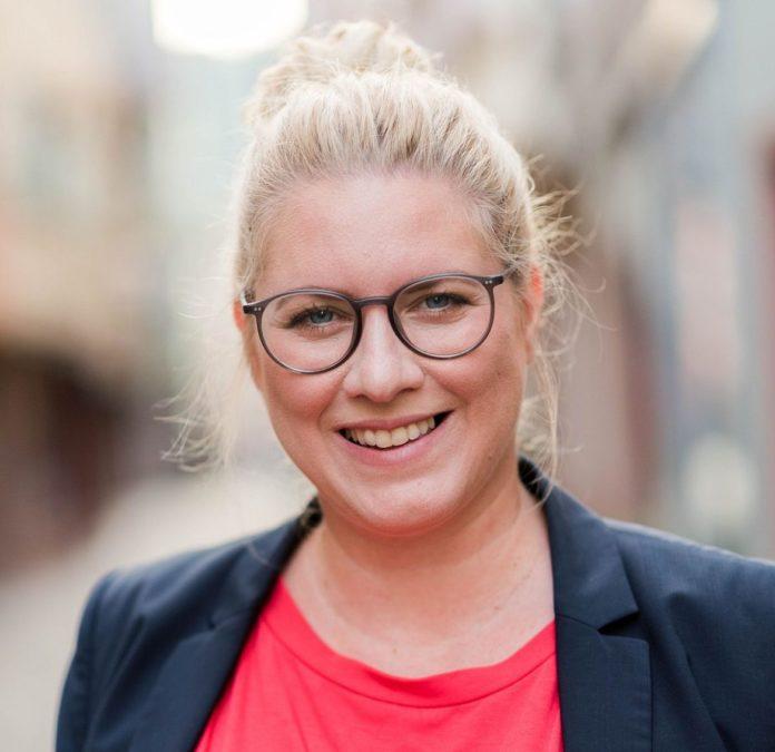 Vanessa Weber engagiert sich im Verband der Familienunternehmer