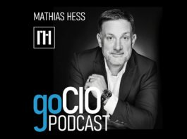 """""""goCIO"""" - der Podcast von und mit Mathias Hess"""